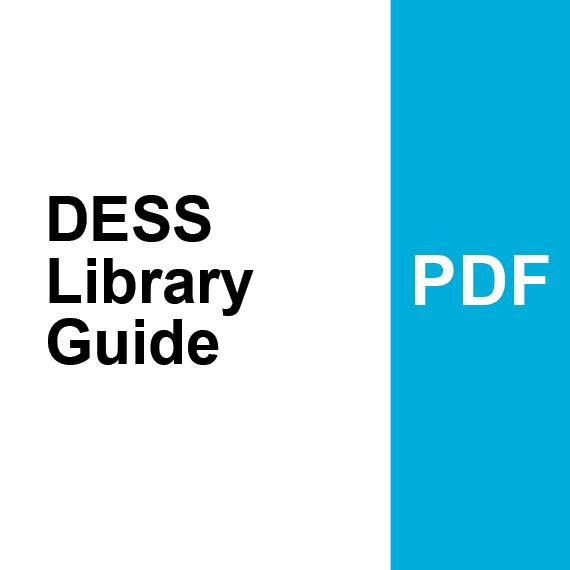 DESS Library Guide PDF