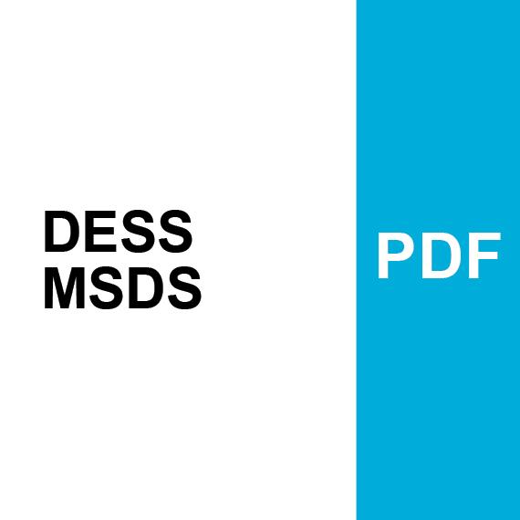 MSDS PDF