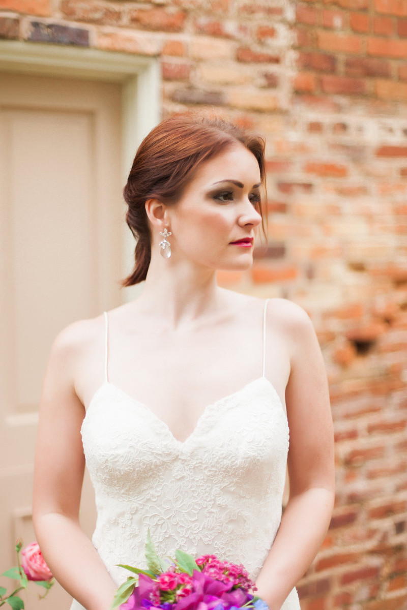 Willowby Wedding Dress Inez Blush Bridal Fayetteville