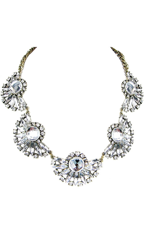 Eve Crystal Necklace