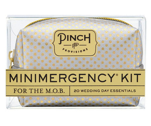 MINIMERGENCY KIT FOR THE M.O.B