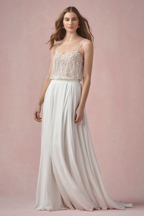 Willowby Wedding Pearl Tank (Unlined) (55620)