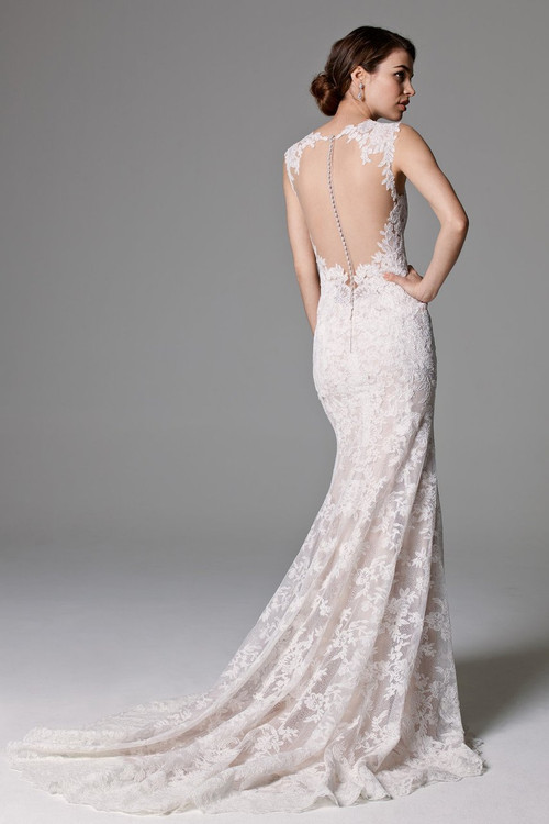 Watters Wedding Dress Ashland (8021B)