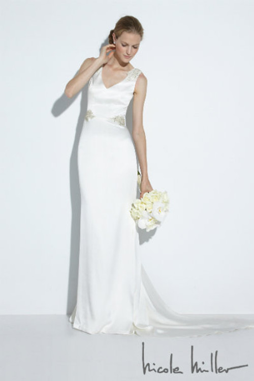 Nicole Miller Wedding Dress Alexandra