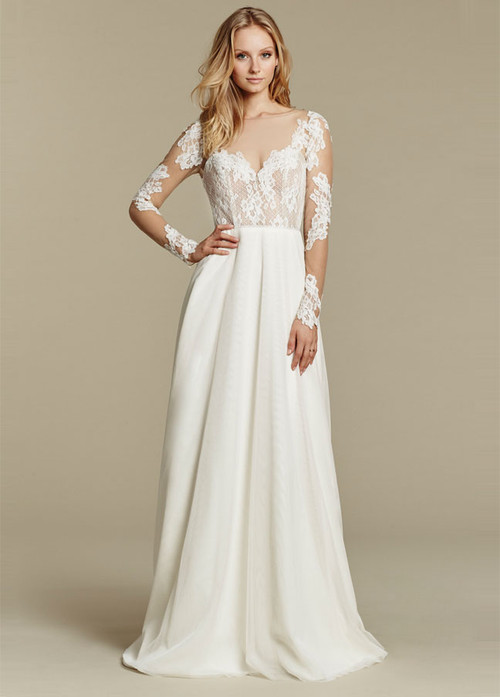 Blush By Hayley Paige Style 1604