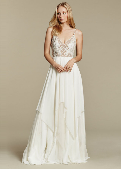 Blush By Hayley Paige Style 1607