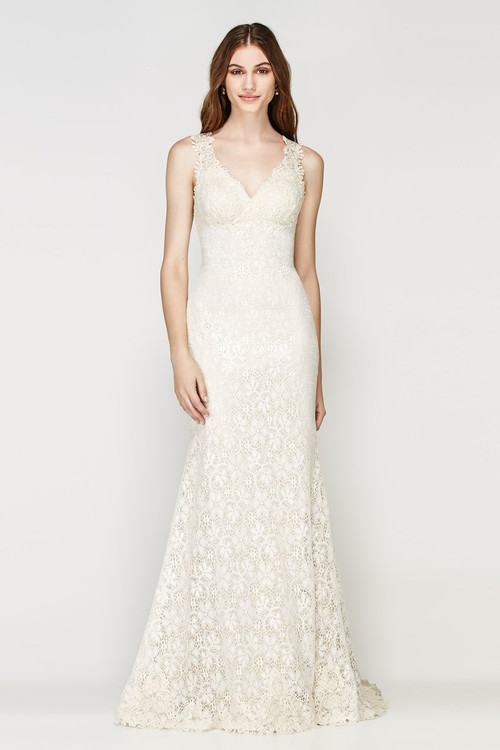 Willowby Wedding Dress Petra