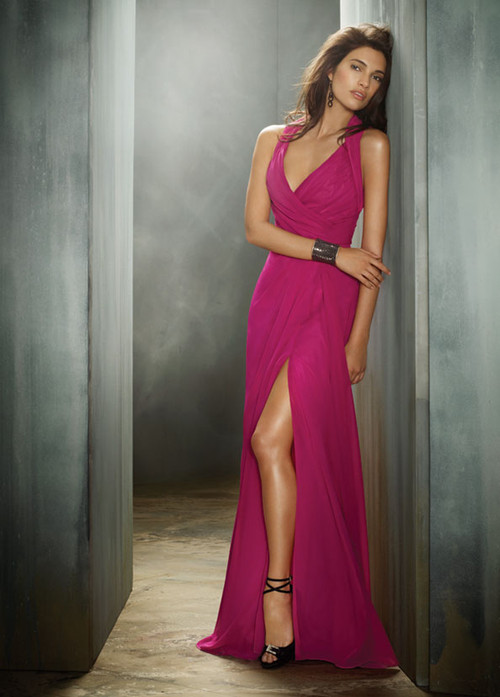 Hayley Paige Occasions Bridesmaid Dress 5183