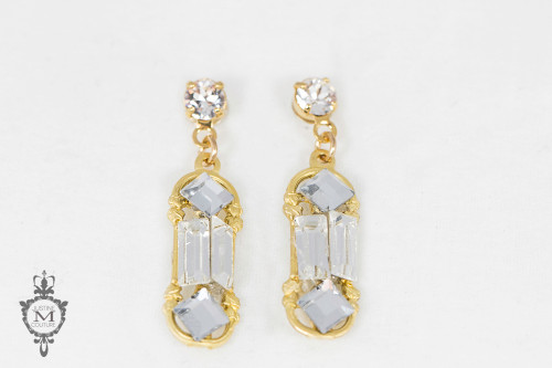 Justine M. Couture Georgiana Earrings