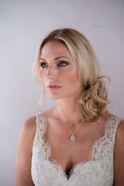 Justine M Couture Diana Necklace - Discontinued