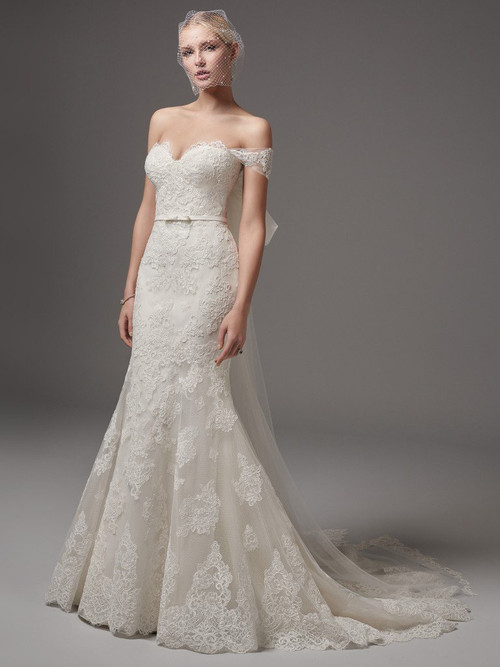 Sottero and Midgley Wedding Dress Addison