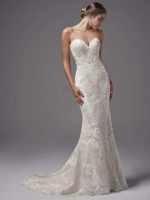Sottero and Midgley Wedding Dress Ellington