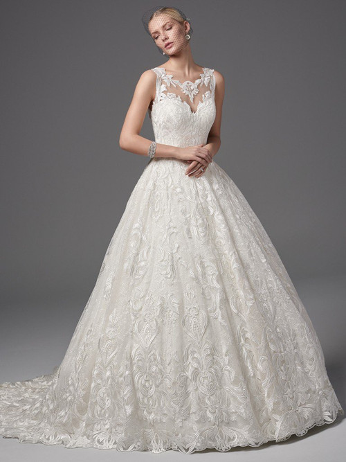 Sottero and Midgley Wedding Dress Orianna