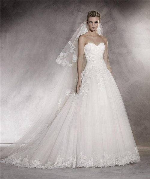 Pronovias Wedding Dress Almenar