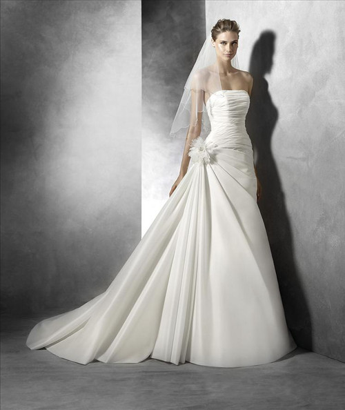 Pronovias Wedding Dress Semilla