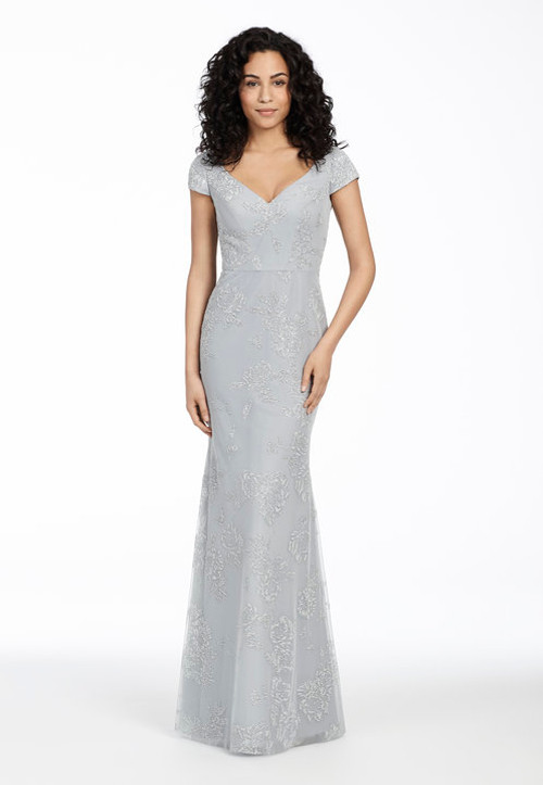 Hayley Paige Occasions Bridesmaid Dress 5761