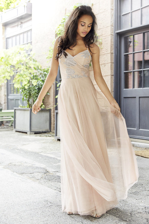Hayley Paige Occasions Bridesmaid Dress 5764