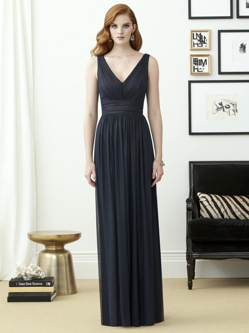 Sale Dessy Bridesmaid Dress 2955