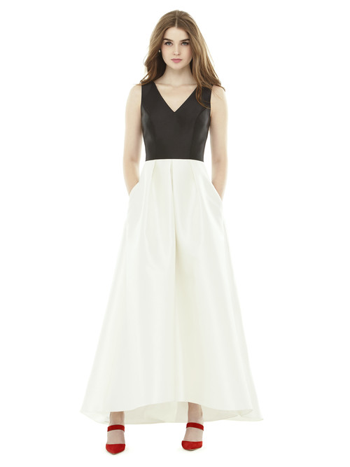 Sale Alfred Sung Bridesmaid Dress D723