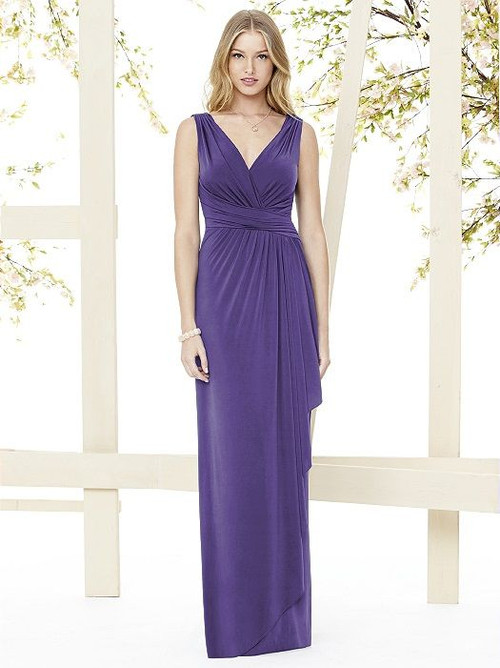 Sale Social Bridesmaids Dress 8146