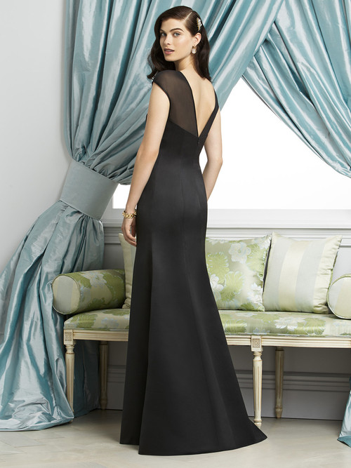 Dessy Bridesmaid Dress 2933