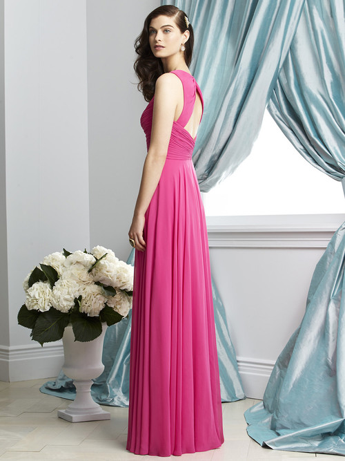 Dessy Bridesmaid Dress 2929