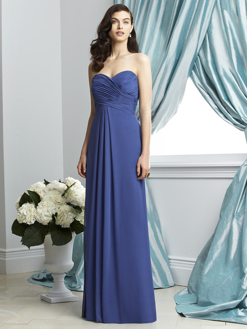 Dessy Bridesmaid Dress 2928