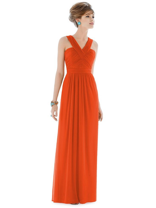 Sale Alfred Sung Bridesmaid Dress D678