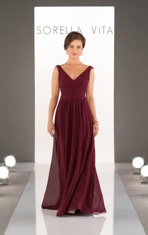 Sorella Vita Bridesmaid 8932