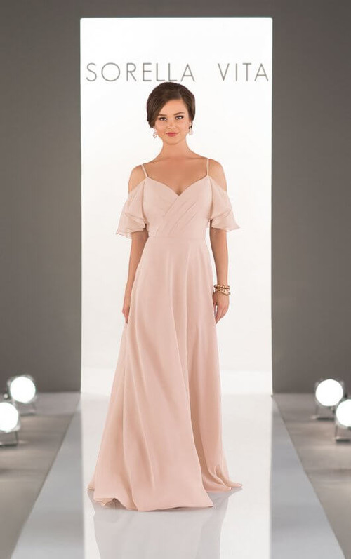 Sorella Vita Bridesmaid 8960