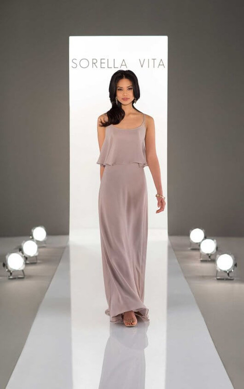 Sorella Vita Bridesmaid Dress 9036