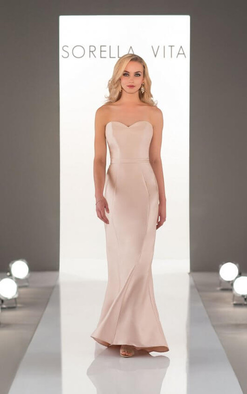 Sorella Vita Bridesmaid Dress 9058