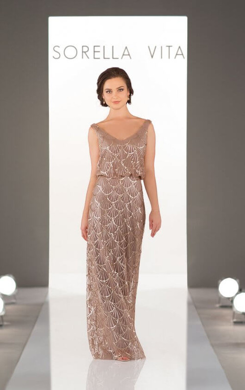 Sorella Vita Bridesmaid 9062