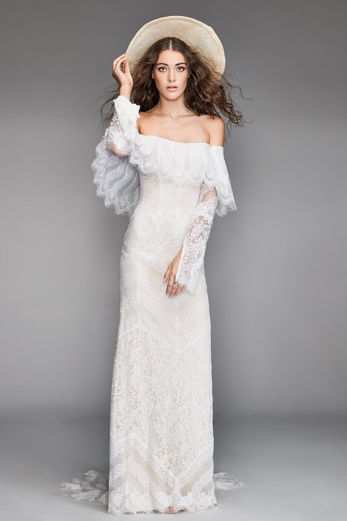 Willowby Wedding Dress Hester