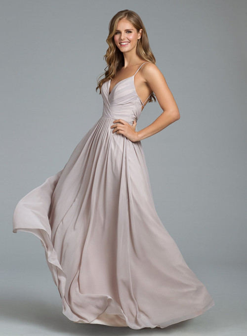 Hayley Paige Occasions Bridesmaid Dress 5800