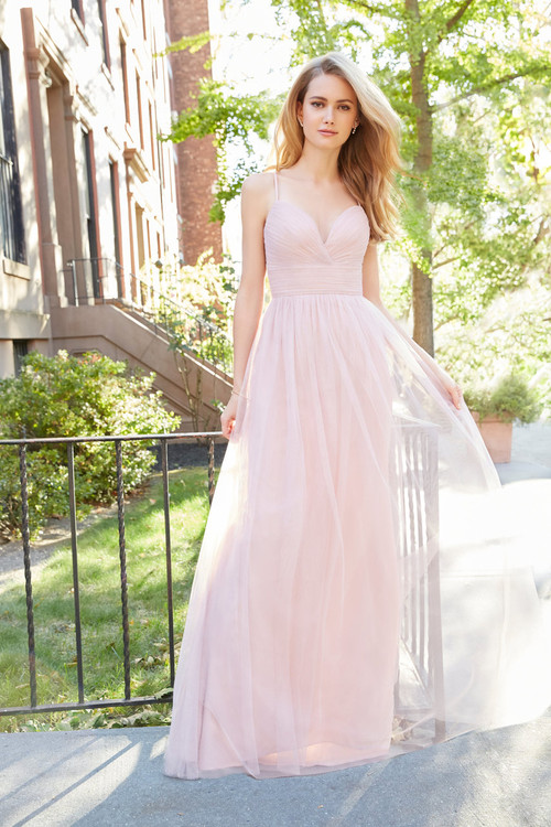 Blush by Hayley Paige Bridesmaids Dress Style 5802