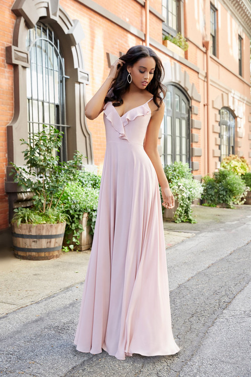 Hayley Paige Occasions Bridesmaid Dress 5803