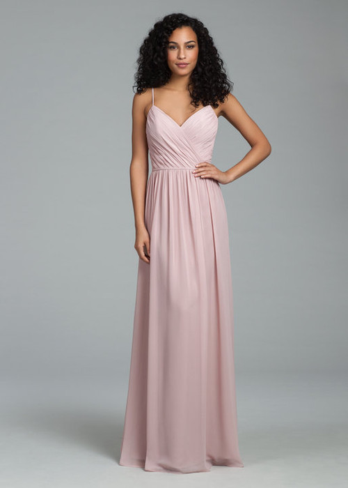 Blush by Hayley Paige Bridesmaid Gown Style 5806