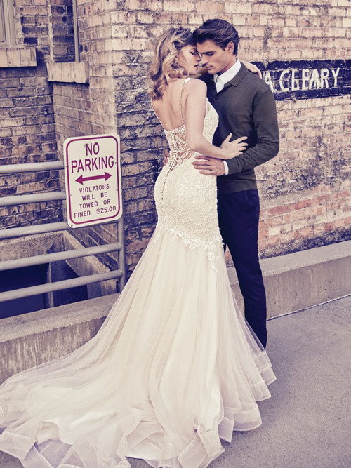 Maggie Sottero Wedding Dress Ariella (8MC699)