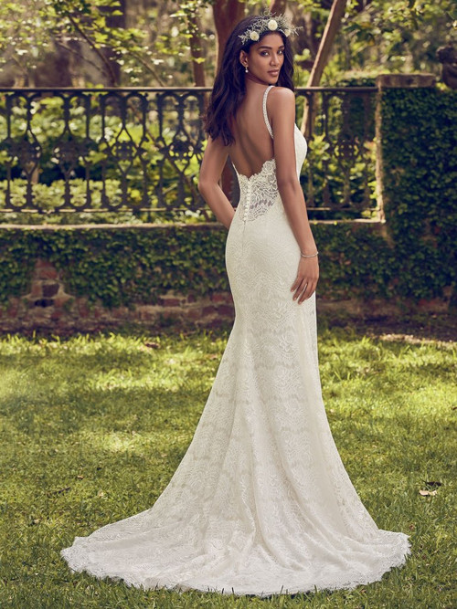 Maggie Sottero Wedding Dress Charlene (8MS694)