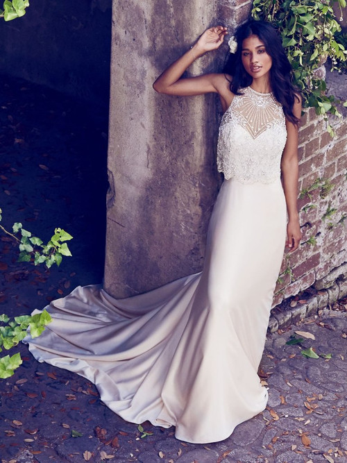 Maggie Sottero Wedding Dress Larkin