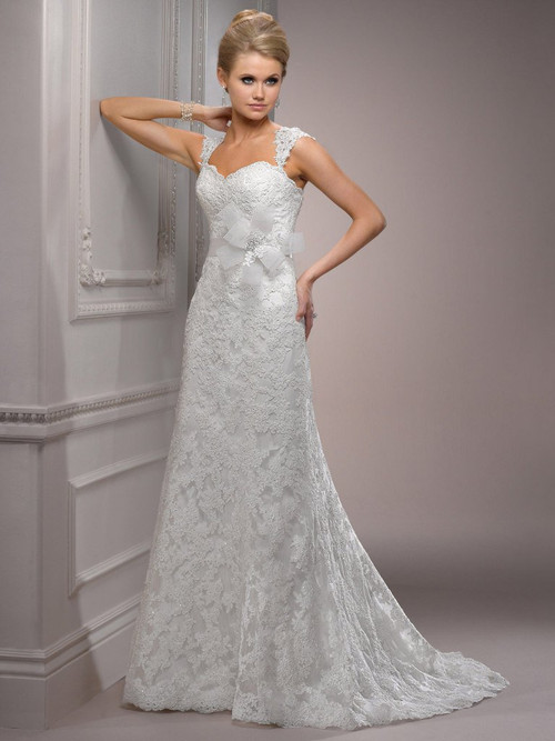 Maggie Sottero Wedding Dress Lorie (s5300)