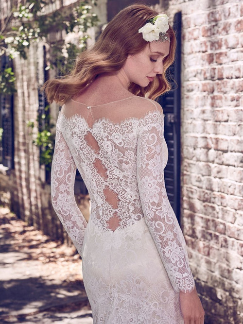 Maggie Sottero Wedding Dress Megan