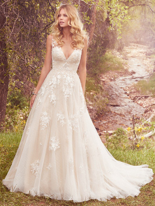 Maggie Sottero Wedding Dress Meryl