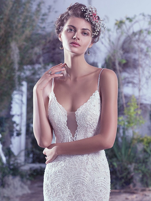 Maggie Sottero Wedding Dress Mietra (6MT843)
