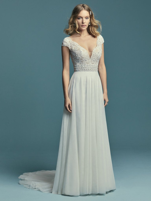 Maggie Sottero Wedding Dress Monarch