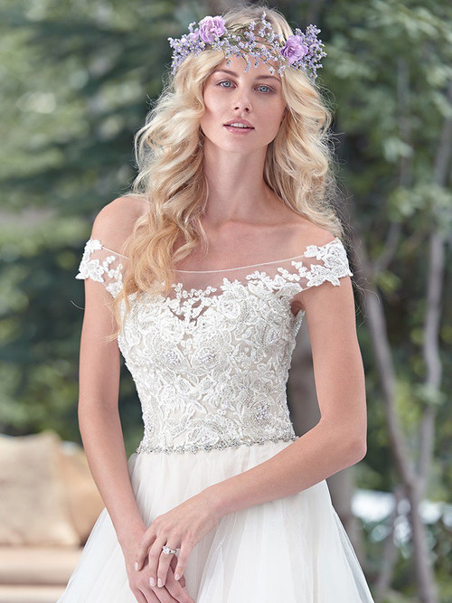 Maggie Sottero Wedding Dress Montgomery (6MC274)