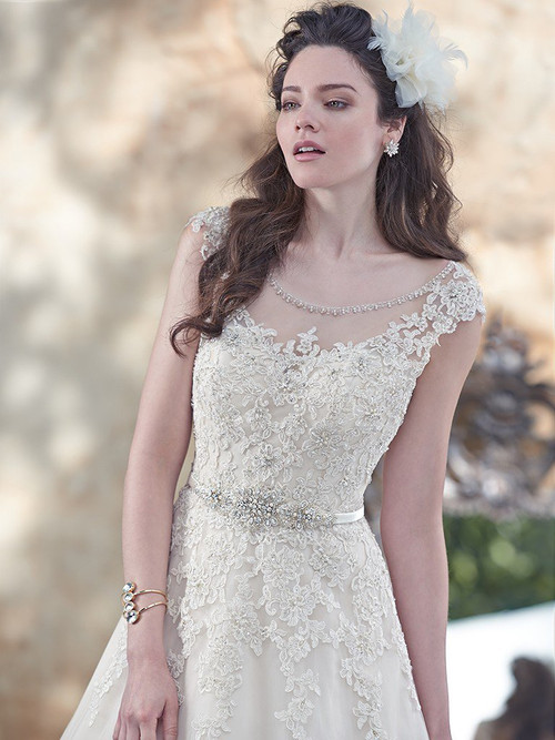 Maggie Sottero Wedding Dress Morgan