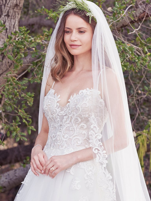 Maggie Sottero Wedding Dress Morocco (7MN902)