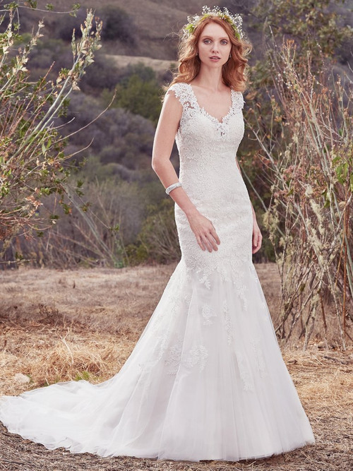 Maggie Sottero Wedding Dress Nara